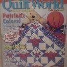 Quilt World Magazine July 2001