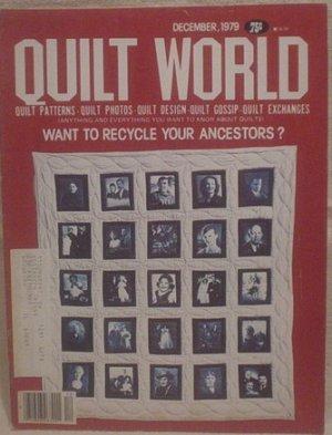Quilt World Magazine December 1979