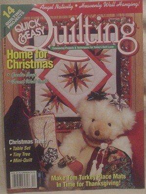 Quilting December 1995