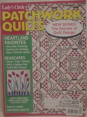 Patchwork Quilts April/May 1996