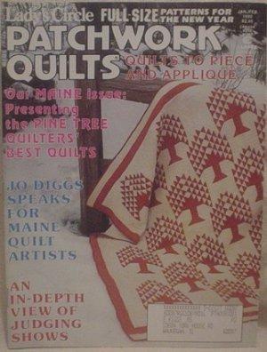 Patchwork Quilts Magazine Jan./Feb. 1990
