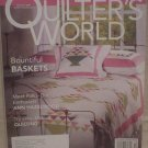Quilter's World Magazine October 2004 Vol 26 No. 5