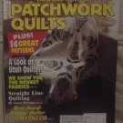 Lady's Circle Patchwork Quilts Magazine August 1994