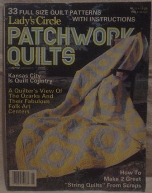 Lady's Circle Patchwork Quilts Magazine Number 21