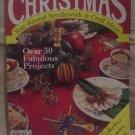 Christmas Year-Round Needlework & Craft Ideas Vol. 1, No. 1