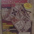Lady's Circle Patchwork Quilts Magazine Nov/Dec 1991