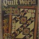 Quilt World Magazine September 1996
