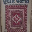 Quilt World Magazine Jan 1990