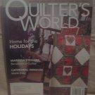 Quilter's World Magazine December 2003