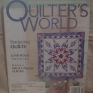 Quilter's World Magazine June 2003
