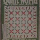 Quilt World Magazine December 1986