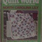 Quilt World Magazine October 1986