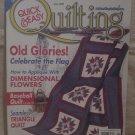 Quick & Easy Quilting June 2002