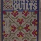Stitch 'N Sew Quilts June 1989