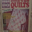 Stitch 'N Sew Quilts December 1992