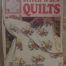 Stitch 'N Sew Quilts February 1990