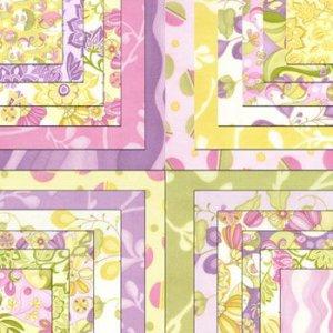"""Eden 5"""" Charm Pack by Lila Tueller for Moda"""
