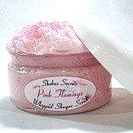 Lavender Vanilla Foaming Whipped Sugar Scrub