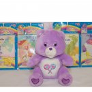 New Share A Story Share Care Bear with books & cartridges