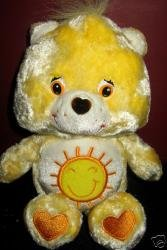 "8"" Charmer Funshine Care Bear Special Edition Series"