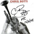 Chris Botti SIGNED Album COA 100% Genuine