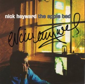 Nick Heyward SIGNED Album COA 100% Genuine