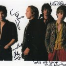 "The Only Ones FULLY SIGNED 8"" x 10"" Photo COA 100% Genuine"