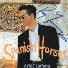 Aztec Camera  SIGNED Album COA 100% Genuine