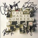 The Magic Numbers FULLY SIGNED Album COA 100% Genuine