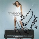 Myleene Klass SIGNED Album COA 100% Genuine