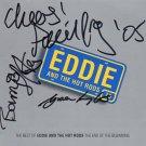 Eddie & The Hot Rods SIGNED Album COA 100% Genuine