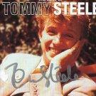 Tommy Steele SIGNED Album COA 100% Genuine