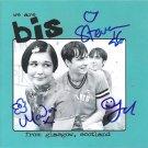 Bis FULLY SIGNED CD+ DVD Set COA 100% Genuine