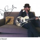 "Dave Stewart SIGNED 8"" x 10"" Photo COA 100% Genuine"