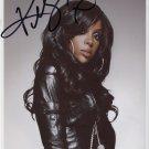 Kelly Rowland SIGNED Photo 1st Generation PRINT Ltd 150 + Certificate (1)