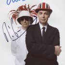 Pet Shop Boys SIGNED Photo 1st Generation PRINT Ltd 150 + Certificate (2)