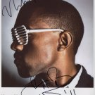 Kanye West SIGNED Photo 1st Generation PRINT Ltd 150 + Certificate (2)