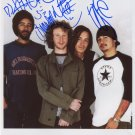 Incubus FULLY SIGNED Photo 1st Generation PRINT Ltd 150 + Certificate (3)