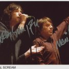 Primal Scream SIGNED Photo 1st Generation PRINT Ltd 150 + Certificate (1)