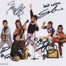 Boomtown Rats SIGNED Photo 1st Generation PRINT Ltd 150 + Certificate (1)