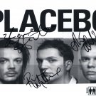 Placebo FULLY SIGNED Photo 1st Generation PRINT Ltd 150 + Certificate (2)