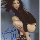 Vanessa Mae SIGNED Photo 1st Generation PRINT Ltd 150 + Certificate (1)