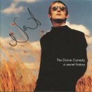 Divine Comedy SIGNED CD Album + Certificate Of Authentication 100% Genuine