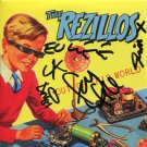 The Rezillos FULLY SIGNED CD + Certificate Of Authentication 100% Genuine