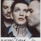 Placebo FULLY SIGNED Photo 1st Generation PRINT Ltd 150 + Certificate (5)