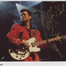 Chris Isaak SIGNED Photo 1st Generation PRINT Ltd 150 + Certificate (1)