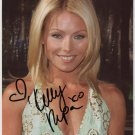 Kelly Ripa SIGNED Photo 1st Generation PRINT Ltd 150 + Certificate (2)
