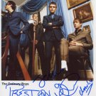 "The Ordinary Boys FULLY SIGNED 8"" x 10"" Photo COA 100% Genuine"