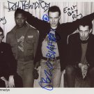 Dead Kennedys FULLY SIGNED Photo 1st Generation PRINT Ltd 150 + Certificate (1)
