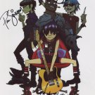 The Gorillaz SIGNED Photo 1st Generation PRINT Ltd 150 + Certificate (2)